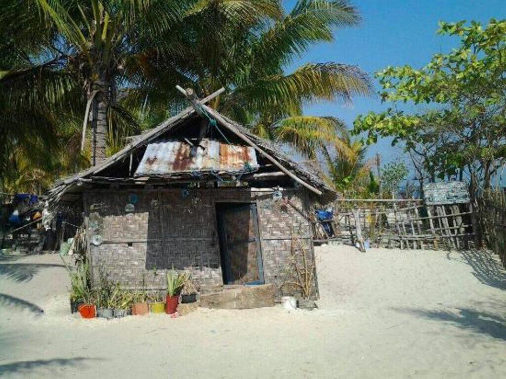Wisata Di Gili Bola/pulau Bedil