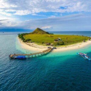 Wisata Pulau Kenawa Yang Indah