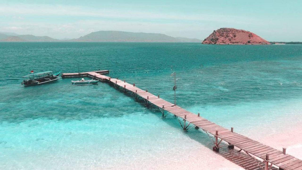 Wisata Pulau Paserang