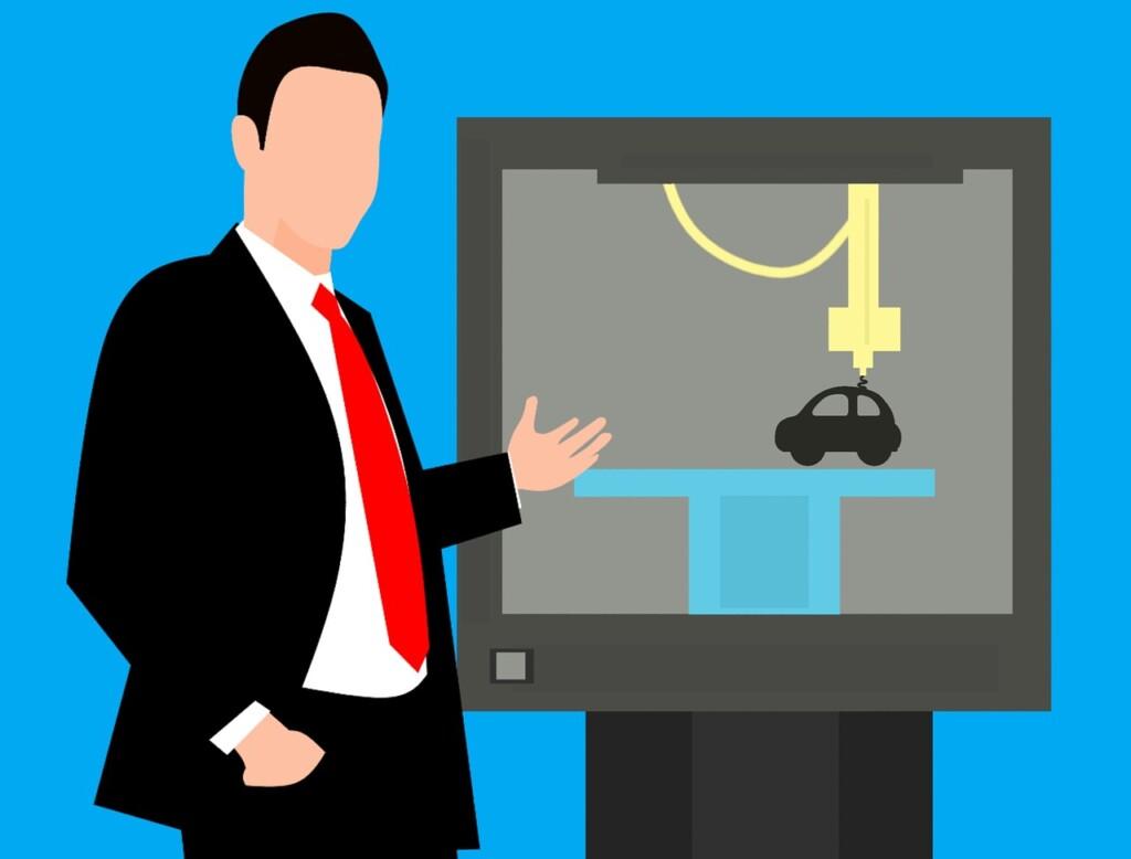 Manfaat dan Aplikasi 3D Printing untuk industri Automotif