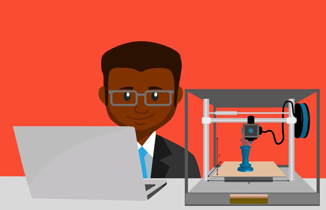 MedisManfaat dan Aplikasi 3D Printing Untuk Industri Medis