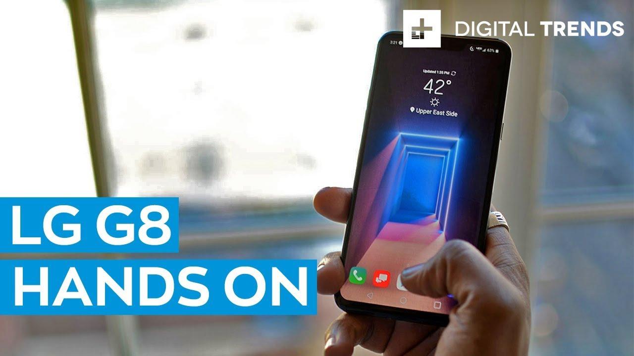 Spesifikasi Handphone Lg G8s Thinq Terbaru
