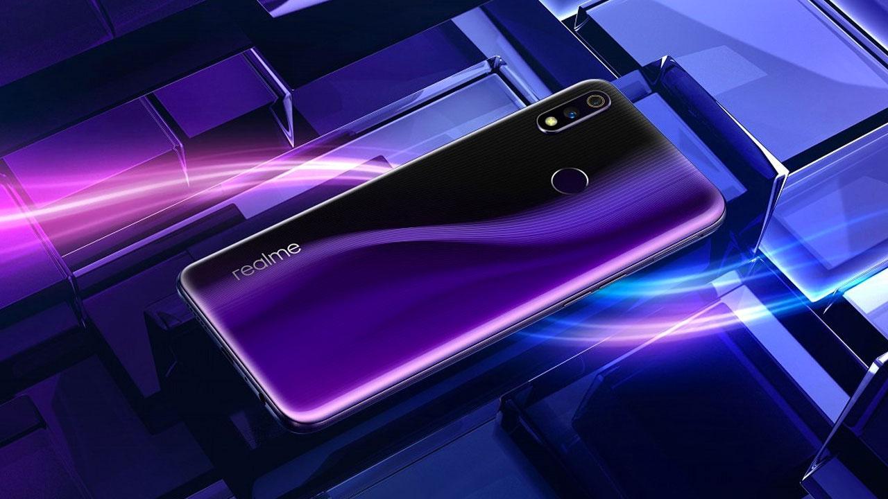 Spesiifkasi Dan Harga Handphone Realme Pro 3 Terbaru