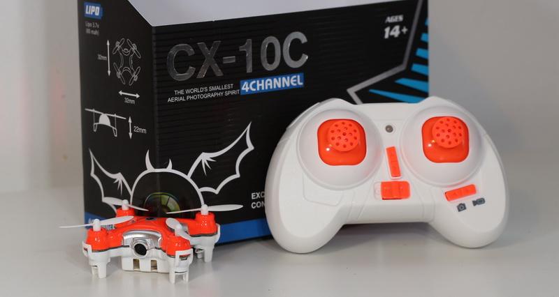Cheerson Cx 10c 2020 Drone Terkecil Di Dunia