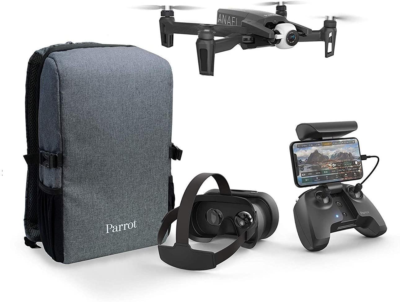 Drone Parrot Anafi Drone Terbaik Dengan Kamera Ciamik 3